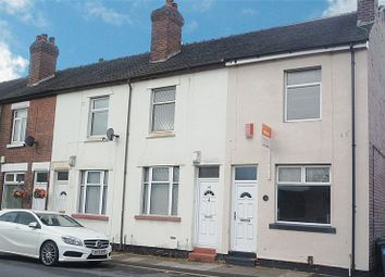 Thumbnail 2 bedroom terraced house for sale in Manor Street, Fenton, Stoke-On-Trent