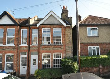 Thumbnail 2 bed end terrace house for sale in Hilldrop Road, Bromley