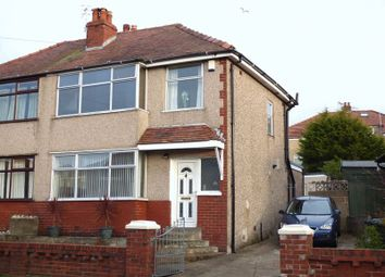 Thumbnail 3 bed semi-detached house for sale in Schola Green Lane, Morecambe
