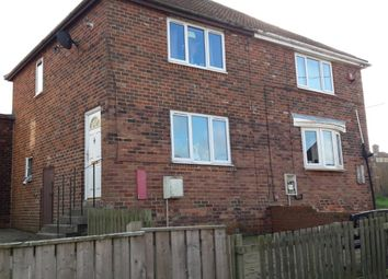 Thumbnail 2 bed semi-detached house for sale in Luke Terrace, Wheatley Hill