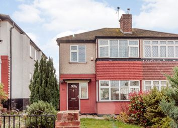 Thumbnail 3 bed semi-detached house for sale in Wyre Grove, Edgware, London