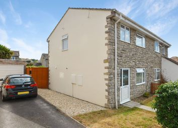 Thumbnail 3 bed semi-detached house for sale in Seven Acres Road, Preston, Weymouth