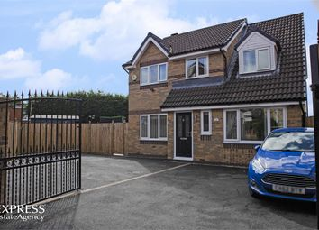 Thumbnail 4 bed detached house for sale in Fairfield Road, Heckmondwike, West Yorkshire