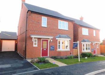 4 bed detached house for sale in The Laurel At Heathlands, Swepstone Road, Heather LE67