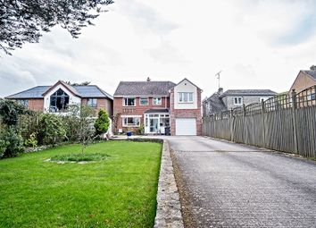 Thumbnail 5 bed detached house for sale in Coombe Valley Road, Weymouth