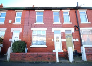 Thumbnail 2 bed terraced house for sale in Phillip Street, Blackpool, Lancashire
