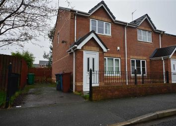 Thumbnail 2 bedroom semi-detached house to rent in Hacking Street, Cheetwood, Manchester, Greater Manchester