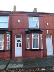 Thumbnail 2 bedroom terraced house to rent in Newling Street, Birkenhead