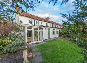Thumbnail 3 bed semi-detached house for sale in Crown Road, Colkirk, Fakenham