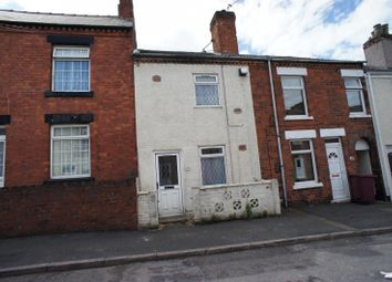 Thumbnail 2 bed terraced house to rent in Queen Street, South Normanton, Alfreton