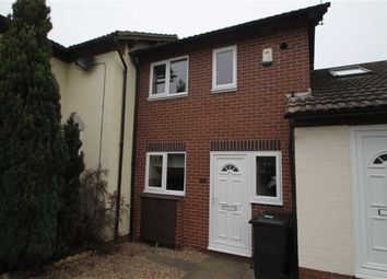 Thumbnail 2 bed terraced house for sale in The Paddocks, Bicton Heath, Shrewsbury