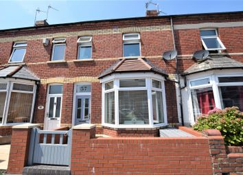 Thumbnail 2 bed terraced house for sale in Salisbury Road, Barry