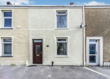 Thumbnail 2 bed terraced house for sale in Tawe Street, Morriston, Swansea