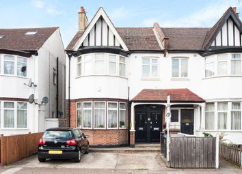 Thumbnail 3 bedroom flat to rent in B, All Souls Avenue, London