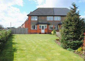 Thumbnail 2 bedroom semi-detached house for sale in Eastern Avenue South, Kingsthorpe, Northampton