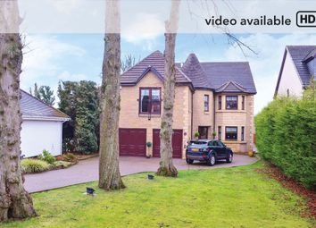 Thumbnail 4 bedroom detached house for sale in Manor Gate, Bothwell, Glasgow