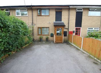 Thumbnail 2 bed town house for sale in Hencroft, Leek, Staffordshire