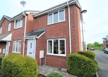 Thumbnail 2 bed end terrace house for sale in Chandlers Close, Chorley