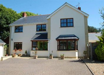 Thumbnail 4 bed detached house for sale in Manorbier, Tenby