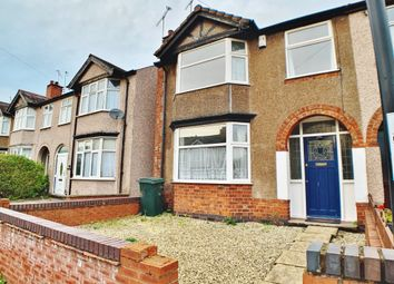 Thumbnail 3 bed end terrace house to rent in Armstrong Avenue, Coventry