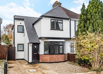 Thumbnail 3 bed semi-detached house for sale in East Drive, Orpington