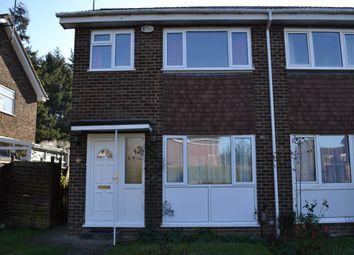 Thumbnail 2 bed semi-detached house to rent in Kempton Close, Newbury, Berkshire