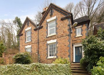 Thumbnail 2 bed semi-detached house for sale in Church Road, Coalbrookdale, Telford