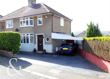 Thumbnail 3 bed semi-detached house for sale in Corner Hall Avenue, Hemel Hempstead, Hertfordshire