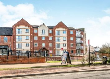 Thumbnail 2 bedroom flat for sale in Riverside Mews, Stafford, Staffordshire, .