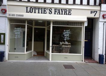 Thumbnail Restaurant/cafe to let in Bishopric, Horsham