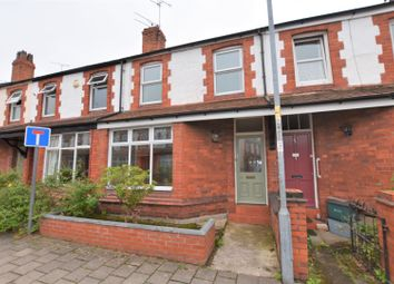 Thumbnail 2 bed terraced house for sale in Hewitt Street, Hoole, Chester
