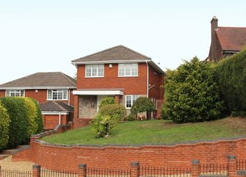 Thumbnail 4 bed detached house for sale in Bromley Lane, Kingswinford
