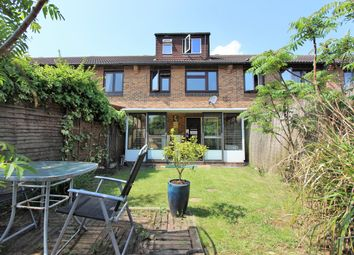 Thumbnail 4 bed terraced house for sale in Avern Road, West Molesey