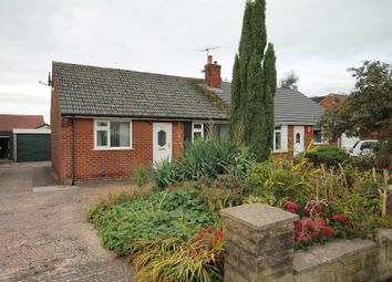 Thumbnail 2 bed semi-detached bungalow for sale in Melrose Road, Little Lever, Bolton