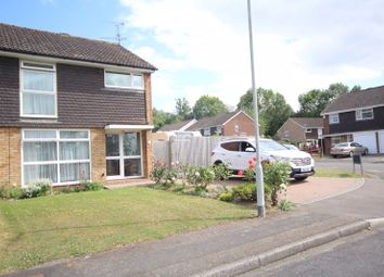 Thumbnail 3 bed semi-detached house for sale in Beverley Crescent, Tonbridge