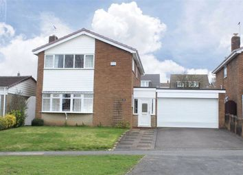 Thumbnail 4 bed detached house for sale in Oakham Road, Oldbury, West Midlands