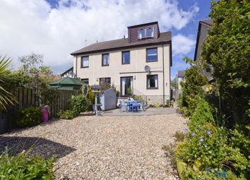 Thumbnail 4 bedroom semi-detached house for sale in South Mews Bennecourt Drive, Coldstream