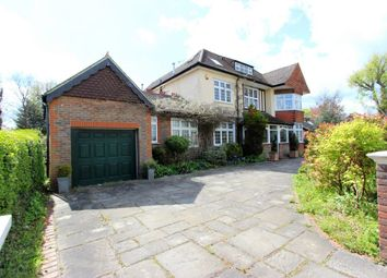 Thumbnail 5 bed detached house to rent in Smitham Downs Road, Purley