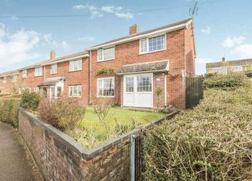 Thumbnail 4 bed end terrace house for sale in Spring Drive, Stevenage, Hertfordshire, England