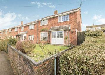 Thumbnail 4 bedroom end terrace house for sale in Spring Drive, Stevenage, Hertfordshire, England