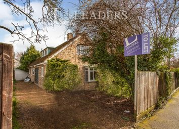 Thumbnail 4 bed detached house to rent in Stretten Avenue, Cambridge
