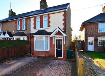 Thumbnail 3 bed terraced house to rent in Lower Vicarage Road, Kennington, Ashford