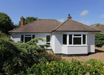 Thumbnail 3 bed bungalow for sale in Worthy Road, New Milton