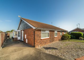 Thumbnail 2 bedroom semi-detached bungalow for sale in Britannia Avenue, Seasalter, Whitstable