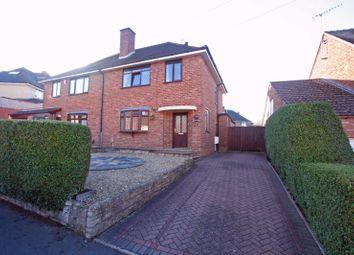 Thumbnail 3 bed semi-detached house for sale in Stourbridge, Norton, Lavender Lane