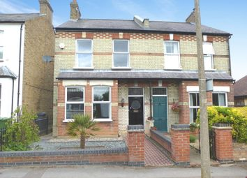 Thumbnail 3 bed property for sale in Briscoe Road, Hoddesdon