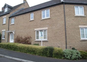 Thumbnail 3 bed terraced house to rent in Bell Chase, Yeovil