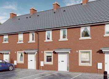 "Thumbnail 2 bedroom terraced house for sale in ""The Willow"" at Mill Lane, Bitton, Bristol"