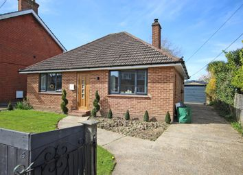 2 bed bungalow for sale in Hobart Road, New Milton BH25