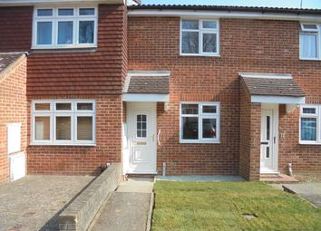 Thumbnail 2 bed terraced house to rent in Woodlea, Ashford Kent